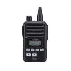"Marine ""on board"" handheld 457.525-467.575 MHz, 25 kHz, 2W, Vibration alert, Voice Recorderwith BP-227, FA-S27U, MB-98"
