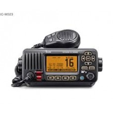 Marine VHF radio INT/Basel channels, ATIS, DSC, IPX7with HM-200BB, OPC-891A