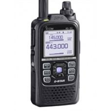 Icom ID-51e plus 2  Dualband portofoon , 3MND GARANTIE  in nette staat geheel kompleet