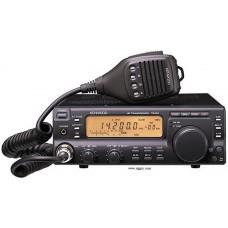 Kenwood TS-50  Hf mobiele Transceiver 3 mnd Garantie incl. micr en 12V snoer (tx uitgebreid)