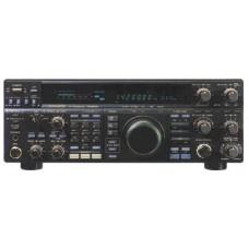 Kenwood TS-850Sat  6 mnd Garantie in zeer nette staat met extra filter en voice synth.