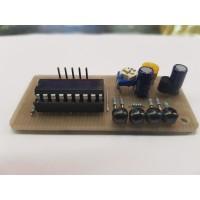 J&B s meter print voor o.a de IC-7300 en de IC-7100