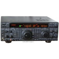 Yaesu FT-1000MP  HF basis Transceiver  incl.4 opt. filters en tcxo-4  en 3 mnd garantie