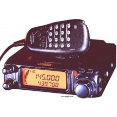 Yaesu FT-3000M VHF transceiver (uhf alleen RX)