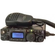 Yaesu FT-817 ND \Kompleet met accu,micr etc. , 6 mnd Garantie