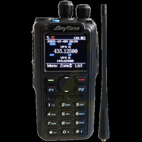 Dmr Digital Radio Code Plug - Swdigital