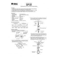 COMET GP 93N