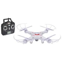 QUADCOPTER MET HD-CAMERA (2 MP) - 2.4 GHz 4-KANAALSZENDER