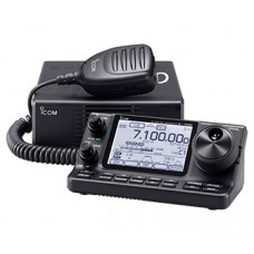 Icom IC-7100 all mode Transceiver HF/6/2/70 D-star/6 mnd Garantie.
