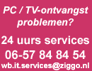 PC/TV problemen?