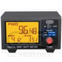 Digital SWR DG-503 SWR & Watt Meter . Op voorraad